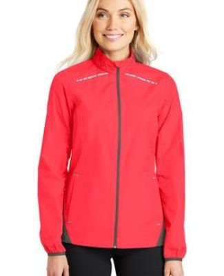 Port Authority L345    Ladies Zephyr Reflective Hit Full-Zip Jacket Catalog