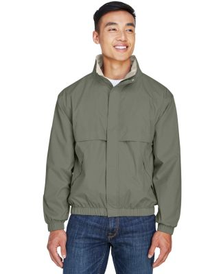 D850 Devon & Jones Clubhouse Jacket OLIVE/ KHAKI