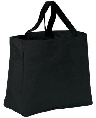 Port Authority B0750    -  Essential Tote Black