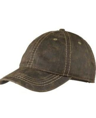 Port Authority C924    Pigment Print Distressed Cap Catalog