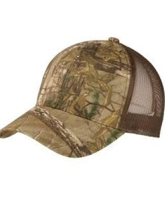 Port Authority C930    Structured Camouflage Mesh Back Cap Catalog