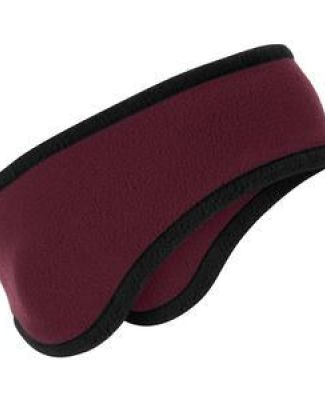 Port Authority C916    Two-Color Fleece Headband Catalog