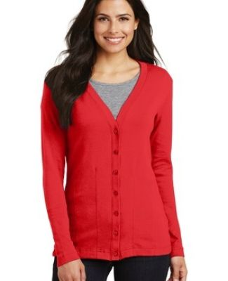 Port Authority L515    Ladies Modern Stretch Cotton Cardigan Catalog