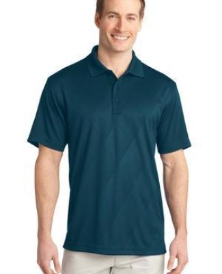Port Authority K548    Tech Embossed Polo Catalog