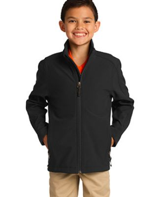 Port Authority Y317    Youth Core Soft Shell Jacket Catalog