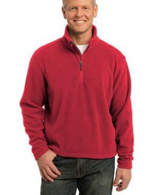 Port Authority TLF218    Tall Value Fleece 1/4-Zip Pullover Catalog