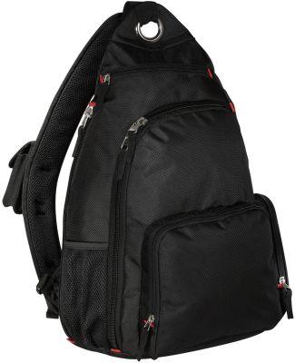 Port Authority BG112    Sling Pack Black