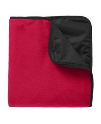 Port Authority TB850    Fleece & Poly Travel Blanket Catalog