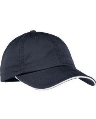 Port Authority LC830    Ladies Sandwich Bill Cap with Striped Closure Catalog