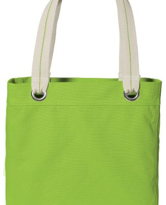 Port Authority B118    Allie Tote Shock Lime