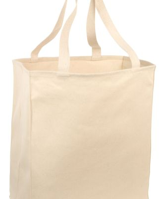Port Authority B110    Over-the-Shoulder Grocery T Natural