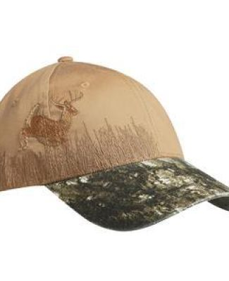 Port Authority C820    Embroidered Camouflage Cap Catalog