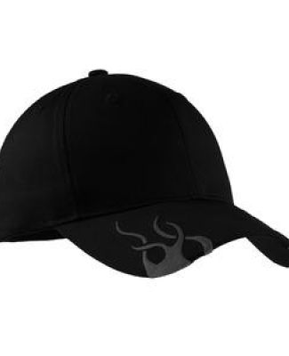 Port Authority C857    Racing Cap with Flames Catalog