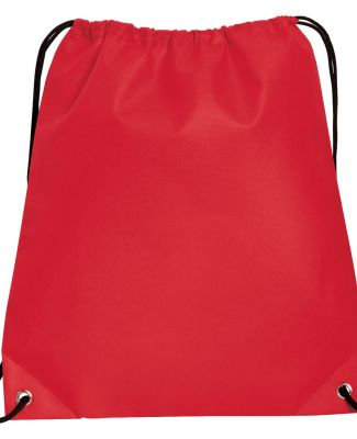 Port Authority B157    - Polypropylene Cinch Pack Red