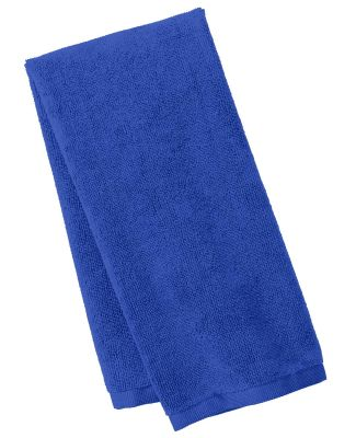 Port Authority TW540    Microfiber Golf Towel Royal