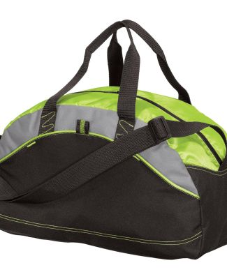 Port Authority BG1070    - Medium Contrast Duffel Lime