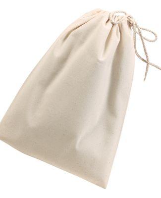 Port Authority B035    - Shoe Bag Natural