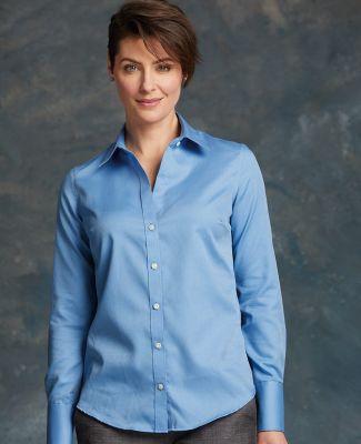Calvin Klein 13CK030 Women's Non-Iron Dobby Pindot Shirt Catalog
