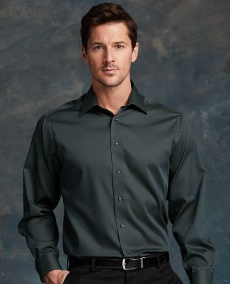 Calvin Klein 13CK033 Non-Iron Micro Pincord Long Sleeve Shirt Catalog