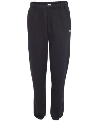 Champion RW10 Reverse Weave Sweatpants with Pocket Black