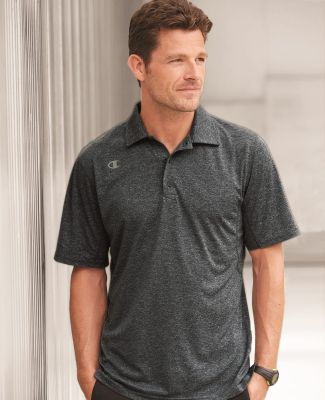 Champion CV60 Vapor Performance Heather Sport Shirt Catalog