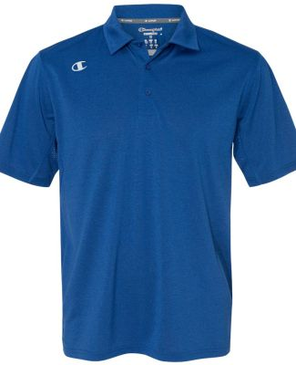 Champion CV60 Vapor Performance Heather Sport Shir Athletic Royal Heather
