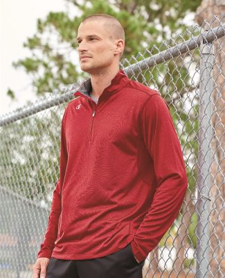 Champion CV80 Vapor Performance Heather Quarter-Zip Pullover Catalog