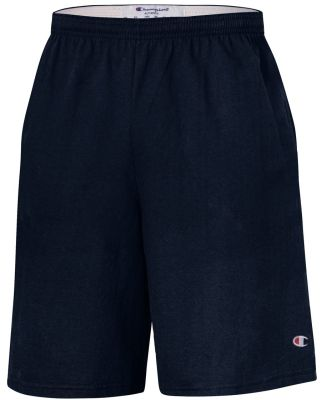 "Champion 8180 9"" Inseam Cotton Jersey Shorts with Pockets Catalog"