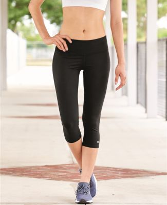 Champion B960 Women's Performance Capri Leggings Catalog