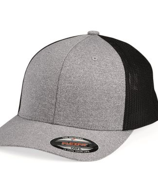 Flexfit 6311 Melange Mesh Back Trucker Cap Catalog