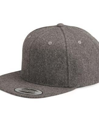 Yupoong 6689 Melton Wool Snapback Cap Catalog