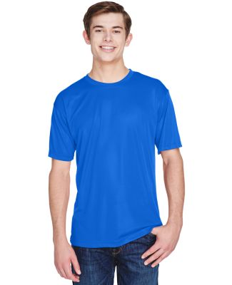 UltraClub 8620 Men's Cool & Dry Basic Performance  ROYAL