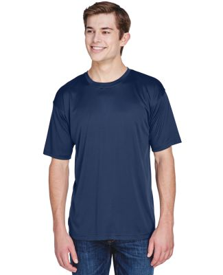 UltraClub 8620 Men's Cool & Dry Basic Performance  NAVY