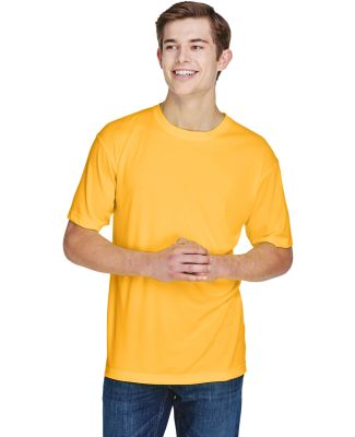 UltraClub 8620 Men's Cool & Dry Basic Performance  GOLD