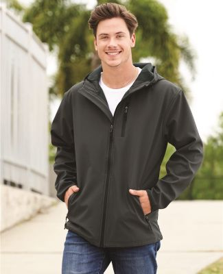Independent Trading Co. EXP35SSZ Poly-Tech Soft Shell Jacket Catalog