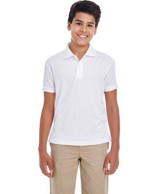 Ash City - Core 365 88181Y Youth Origin Performanc WHITE