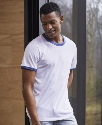 Alternative 5103BP Men's Keeper Ringer Tee Catalog