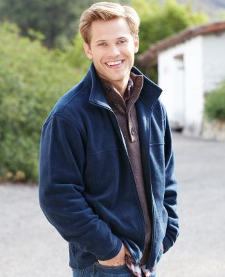 Colorado Clothing 9632 Classic Sport Fleece Full-Zip Jacket Catalog
