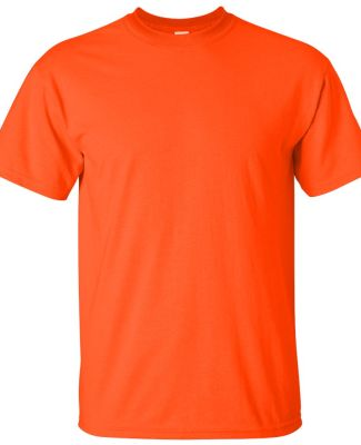 Gildan 2000 Ultra Cotton T-Shirt G200 ORANGE