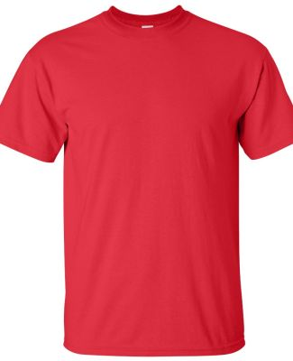 Gildan 2000 Ultra Cotton T-Shirt G200 RED