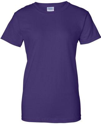 2000L Gildan Ladies' 6.1 oz. Ultra Cotton® T-Shir PURPLE
