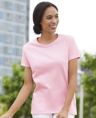 2000L Gildan Ladies' 6.1 oz. Ultra Cotton® T-Shirt Catalog