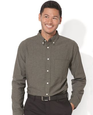 FeatherLite 3231 Long Sleeve Stain Resistant Oxford Shirt Catalog