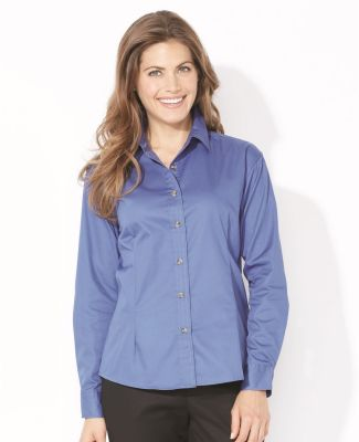 FeatherLite 5283 Women's Long Sleeve Stain-Resistant Tapered Twill Shirt Catalog