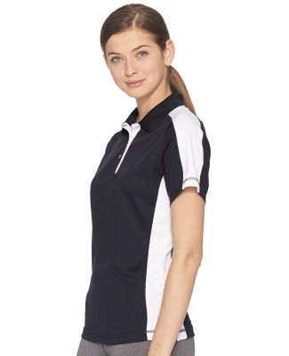 FeatherLite 5465 Women's Colorblocked Moisture Free Mesh Sport Shirt Catalog