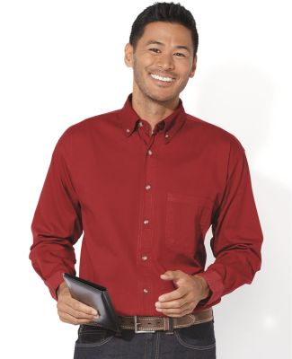 Sierra Pacific 3201 Long Sleeve Cotton Twill Shirt Catalog