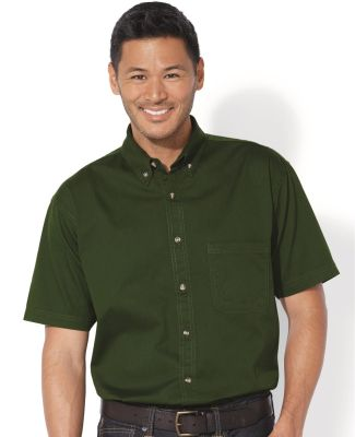 Sierra Pacific 0201 Short Sleeve Cotton Twill Shirt Catalog