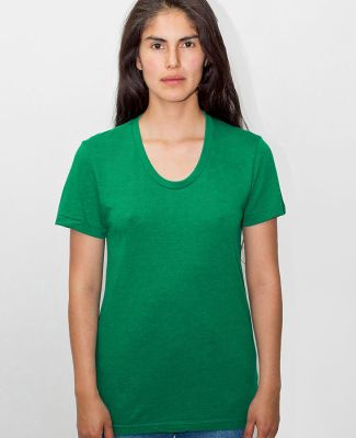 Los Angeles Apparel FF3001 Women's Tee * Custom - H. Vintage Green