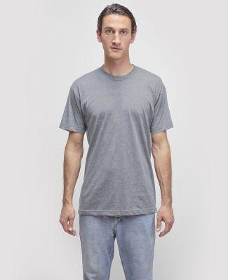 Los Angeles Apparel TR01 Tri-blend Tee Athletic Grey
