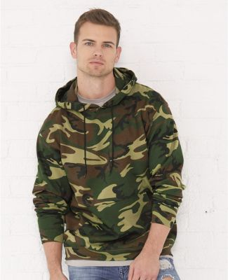 3969 Code V Camouflage Pullover Hooded Sweatshirt  Catalog